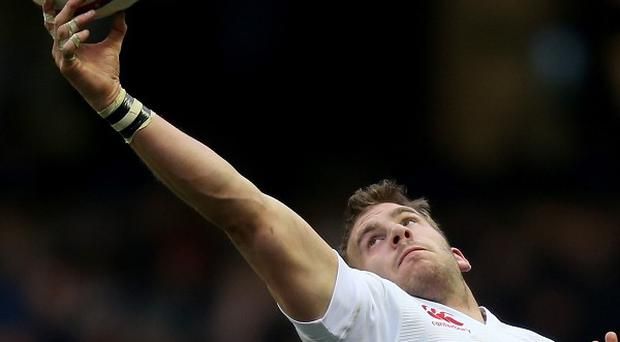 England's Tom Croft, pictured, has received the backing of Leigh Halfpenny