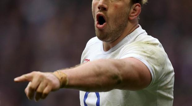 Chris Robshaw is set to be unavailable for England's tour of Argentina