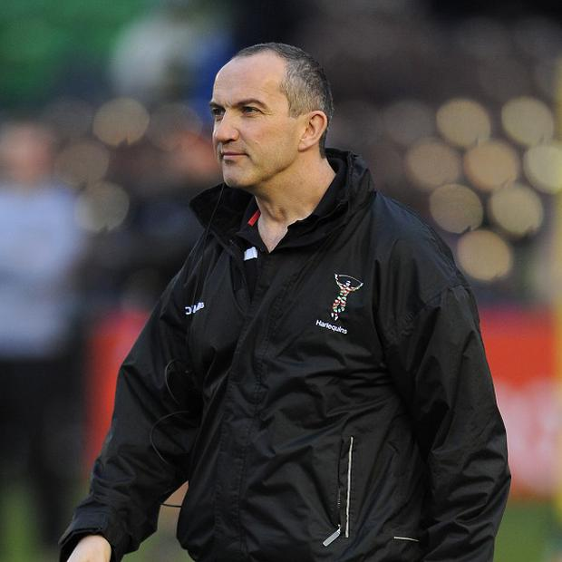 Conor O'Shea would like to see a summit on scrums