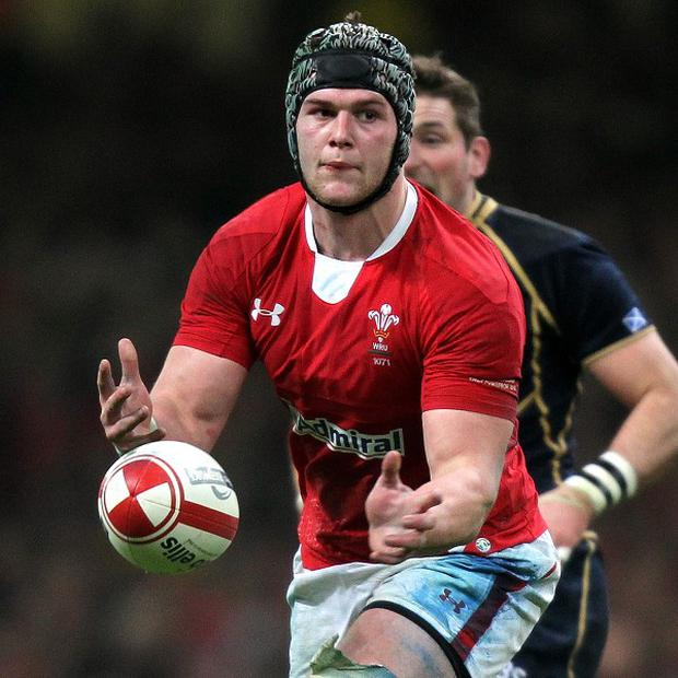 Newport's Dan Lydiate has been sidelined since October due to a serious ankle injury