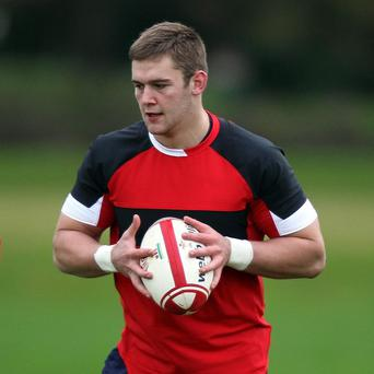 Dan Lydiate is still aiming for a place on the Lions tour