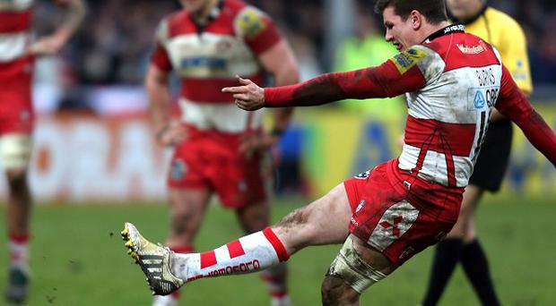 Freddie Burns kicked five penalties in the victory over London Welsh