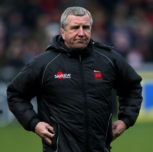 Lyn Jones' London Welsh are currently five points adrift at the Premiership basement with four games left