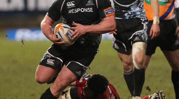 Prop Jon Welsh has agreed a fresh deal with Glasgow