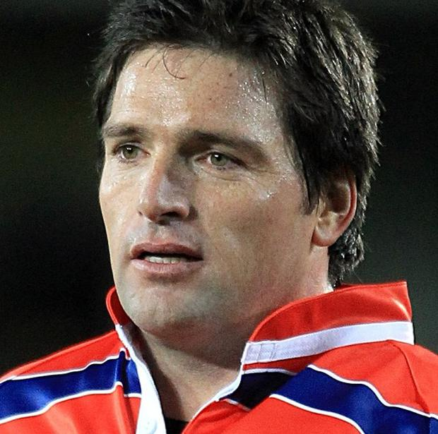 Referee Steve Walsh will be in charge for the Lions' tour opener against the Barbarians
