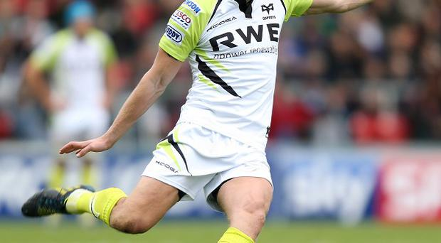 Dan Biggar now has his sights set on securing a play-off place for Ospreys