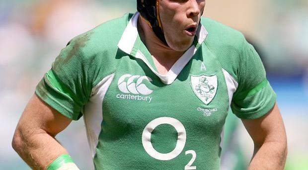 Johnny O'Connor played 12 times for Ireland