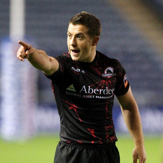 Greig Laidlaw booted Edinburgh to victory