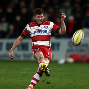 Freddie Burns had a seven-point night for Gloucester