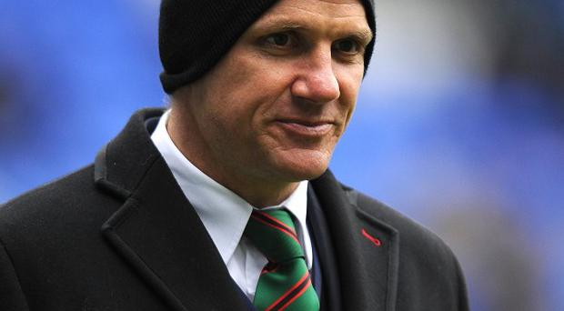 Brian Smith's London Irish are unbeaten at home since Christmas