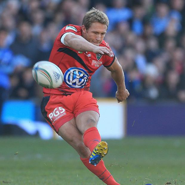 Jonny Wilkinson has been struggling with a groin injury