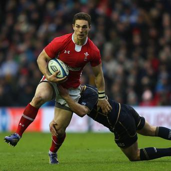 The WRU has accused Scarlets of trying to offload George North