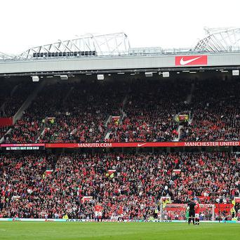 Old Trafford will not be a venue for the 2015 Rugby World Cup