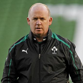 Declan Kidney left his job as Ireland coach on Tuesday