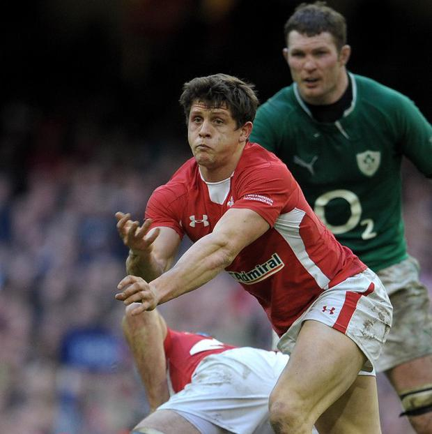 Lloyd Williams, left, could return to action against Ulster on May 3