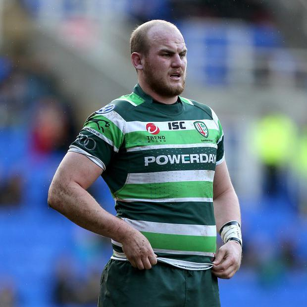 Matt Garvey, pictured, becomes Bath's second signing for next season from London Irish, following Jonathan Joseph