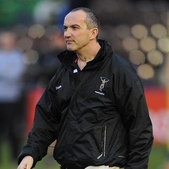 Conor O'Shea remains committed to Harlequins after being linked with the Ireland job
