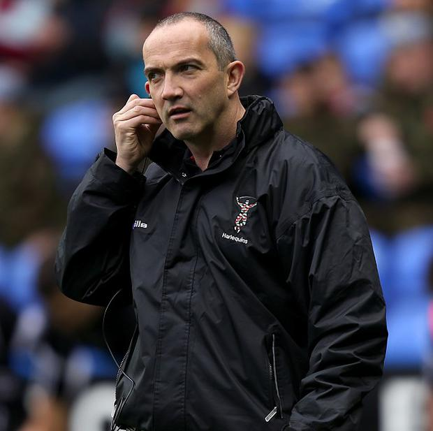 Conor O'Shea, Harlequins' Director of Rugby, believes Sunday is the biggest day in the club's history
