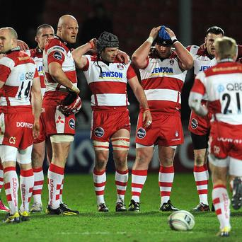 Biarritz were too strong for Gloucester