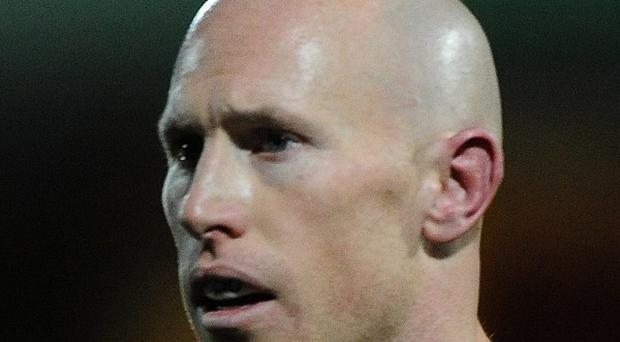 Peter Stringer said there is 'no place in the game for it' after allegedly being spat at