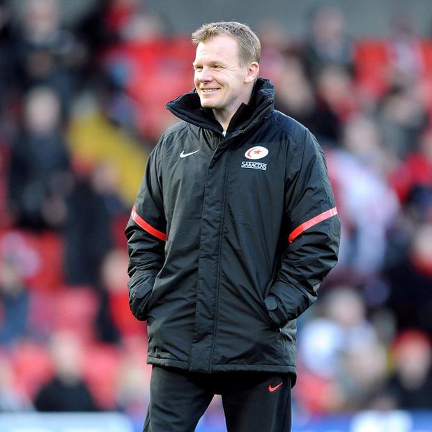 Mark McCall felt Ulster were the best team Saracens have played this season