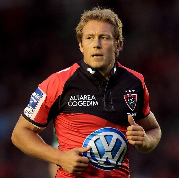 Jonny Wilkinson cannot wait to return to Twickenham with Toulon