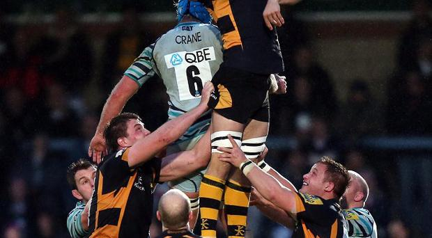 Sam Jones has signed a new 'long-term' deal at Wasps