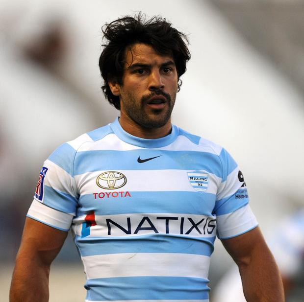 Former Racing Metro 92 star Jerome Fillol has been cited
