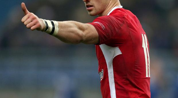 George North will move to Northampton over the summer