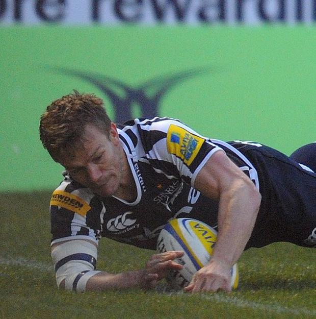 Dwayne Peel scored a try in each half as Sale beat Gloucester to go 10th