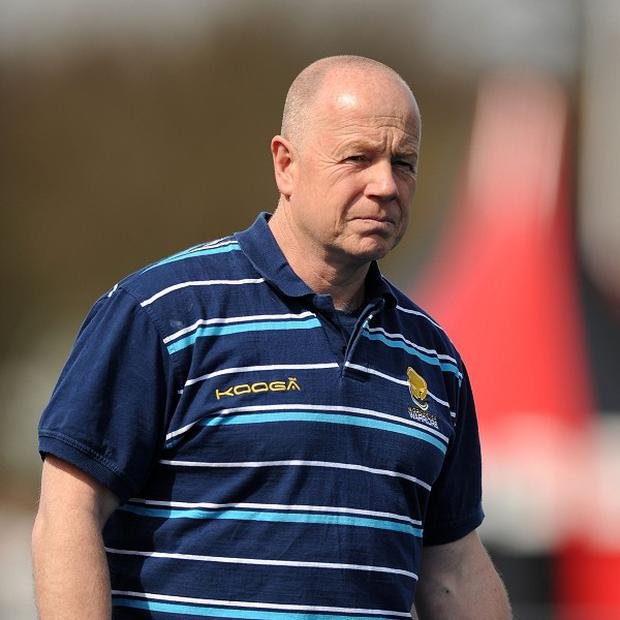 Richard Hill has parted company with Worcester