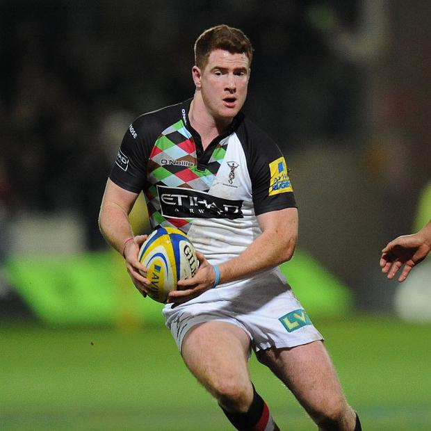 Rory Clegg will head back to Kingston Park this summer