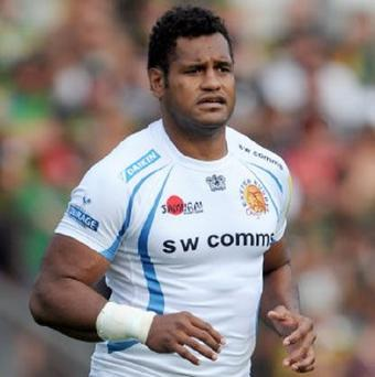 Sireli Naqelevuki has signed a new deal with Exeter