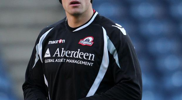 Nick De Luca will be back in the Edinburgh side to face Treviso