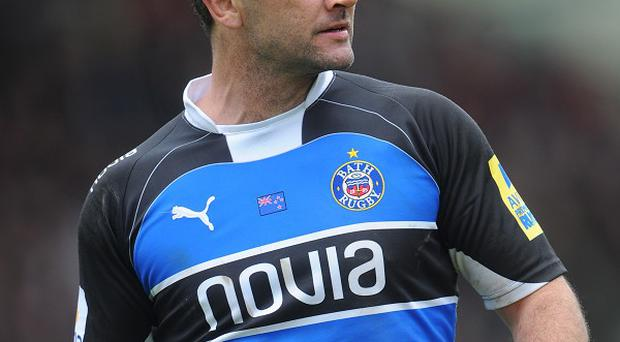 Stephen Donald will play his final game at the Recreation Ground on Saturday