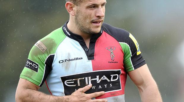 Danny Care scored two of Harlequins' six tries