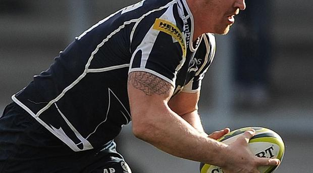 Andy Powell is expected to join rugby league side Wigan