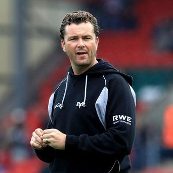 Sean Holley will be Bristol's new first team coach