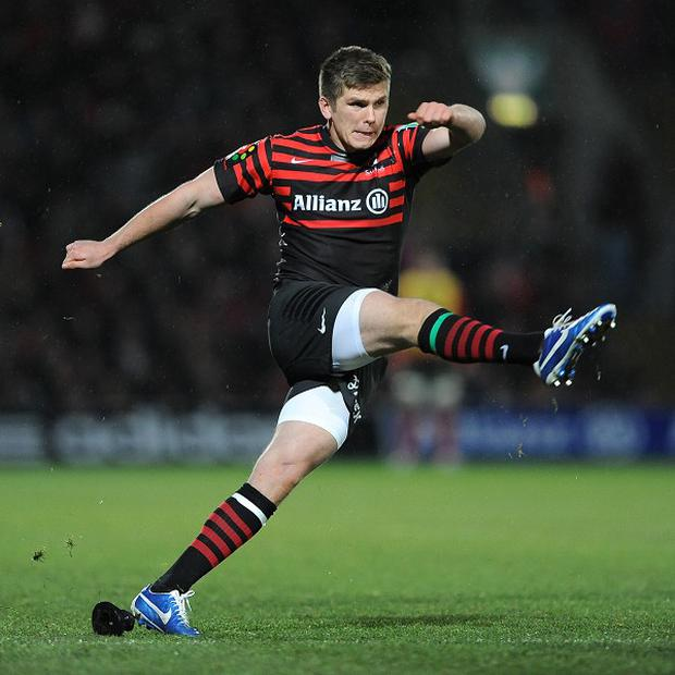 Mark McCall compared Owen Farrell's work ethic to Jonny Wilkinson