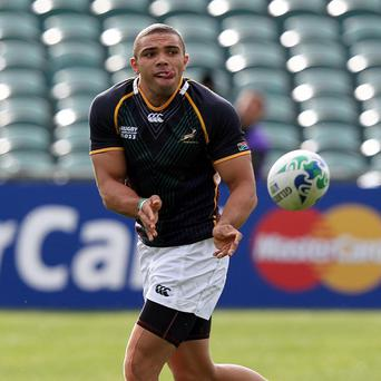 Bryan Habana is set to join Toulon