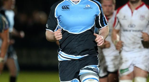 Nick Campbell made his Warriors debut against Ulster in September 2011