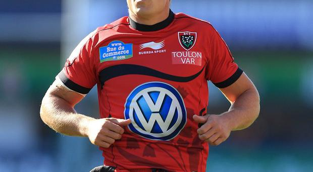 Jonny Wilkinson, pictured, looks set to miss out on the Lions