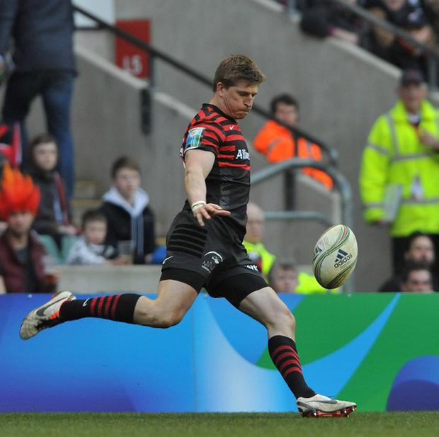 David Strettle says the Toulon players have 'got the right mindset'