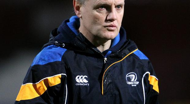 Joe Schmidt was impressed by his side's 'little bits of perfection'