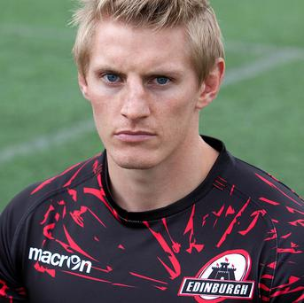 Ben Cairns has made more than 100 appearances for Edinburgh