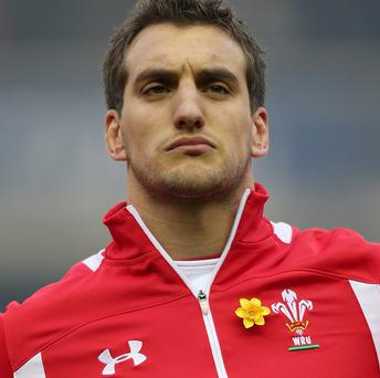 Sam Warburton could become Wales' youngest Lions tour captain