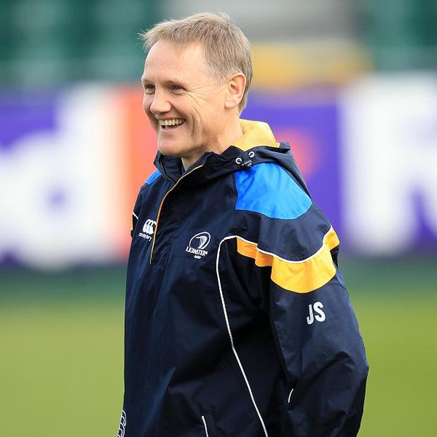 Joe Schmidt guided Leinster to consecutive Heineken Cup crowns in 2011 and 2012