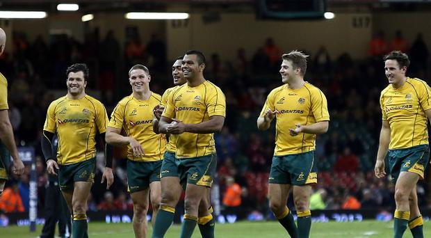 Australia entertain the British and Irish Lions on home soil this summer
