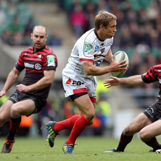 Jonny Wilkinson declined the chance to tour Australia with the British and Irish Lions this summer
