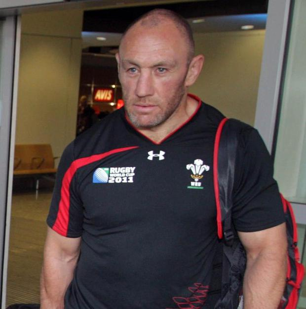 Robin McBryde will take temporary charge of Wales in Japan